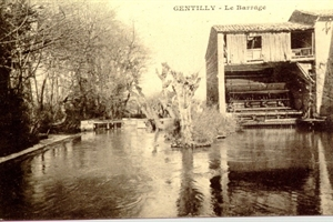 gentilly (le barrage)