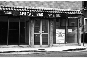 Amical Bar (Rte d'Orange)