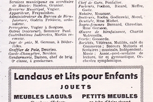 1930 Bottin Sorgues