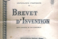 "1919  brevet d'invention ""mourizard"""