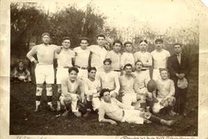 1925 -rugby