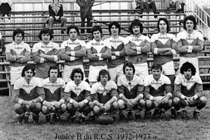 1972/1973 Rugby