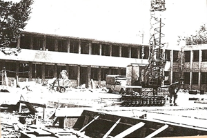 1978  construction du centre social