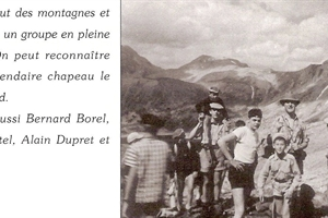 1966  camp de thorame